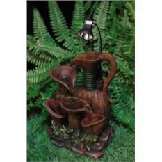 Декоративный фонтан Старинные кувшины