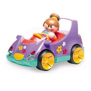 Машинка с фигуркой «Первые друзья»
