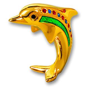 Миниатюра «Дельфин»