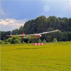 40 минут полета на планере Blanik L-13