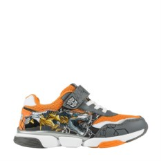Оранжево-серые кроссовки для мальчика Transformers