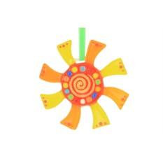 Интерьерная подвеска «Летнее солнышко»