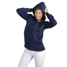 Темно-синяя женская толстовка Seven Women
