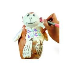 Игрушка-открытка Paper Monkey