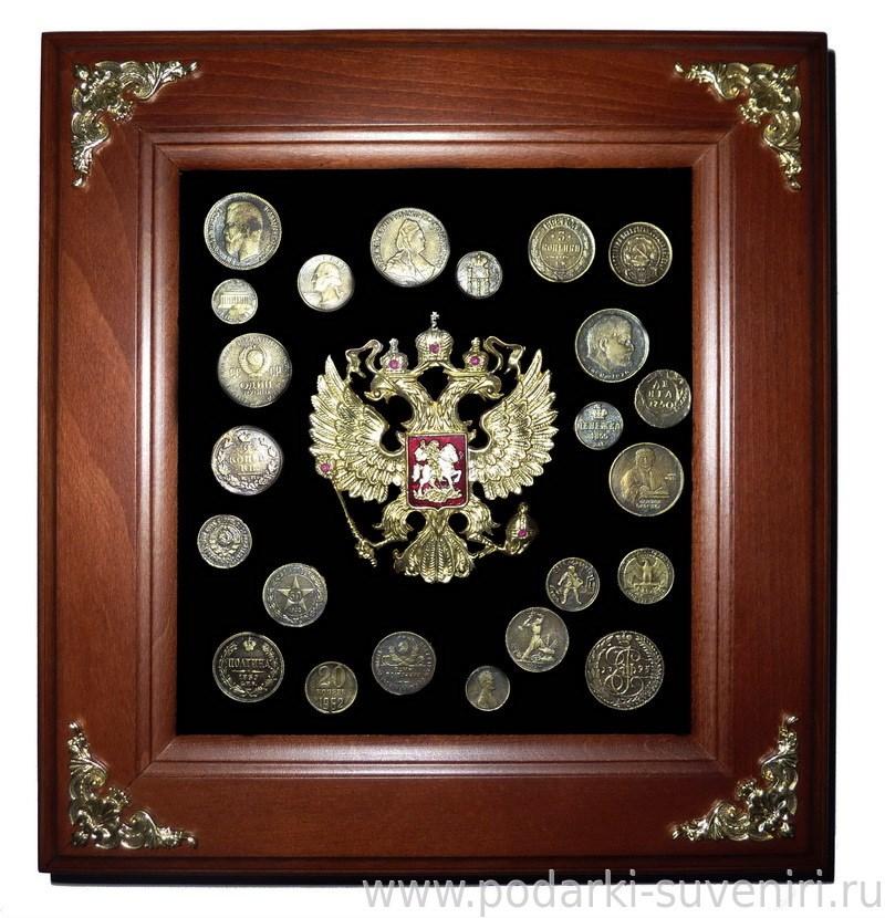 Подарочные монеты своими руками 13