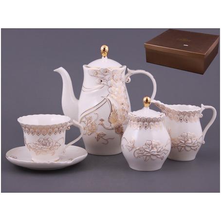 Чайный сервиз «Павлин»
