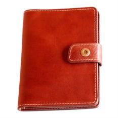 Портмоне для документов с отделениями для карт и паспорта