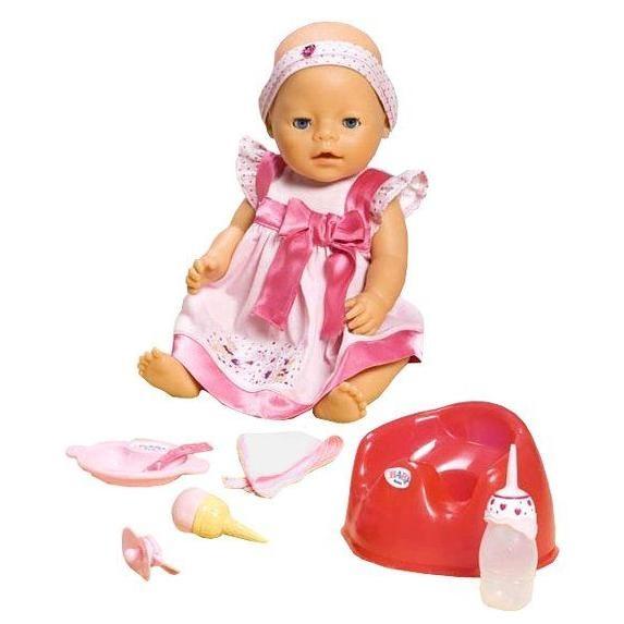 Кукла Baby Born Покорми меня девочка