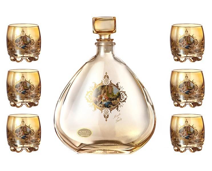 Подарочный набор для водки Rococo