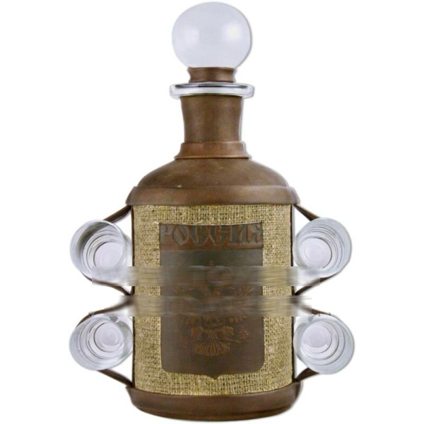 Бутыль «Россия»