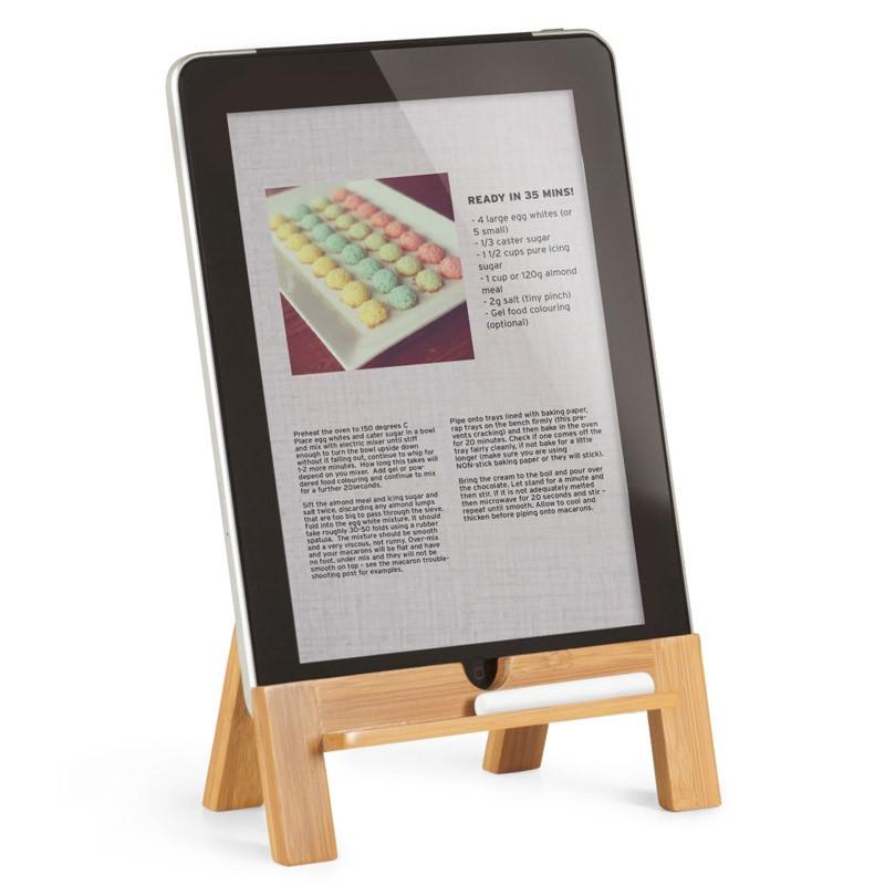 Подставка и стилус для планшета Old school