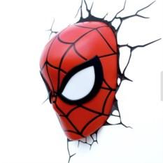 3D-Светильник Человек-паук