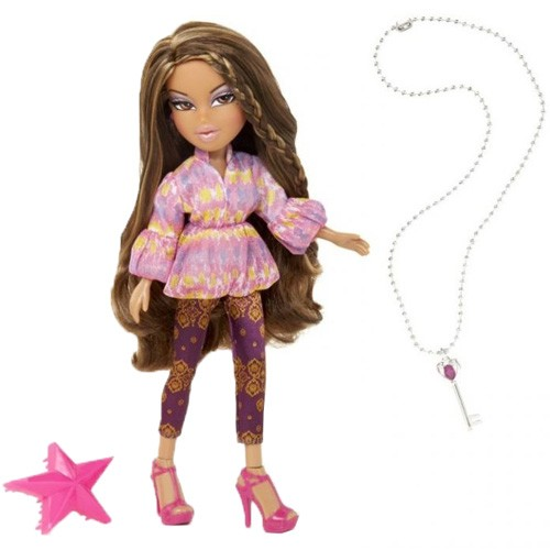 Кукла Bratz Жасмин. Сокровища востока