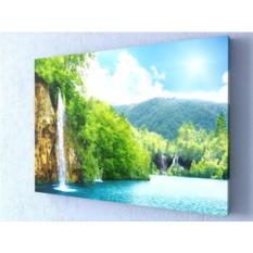 Фотокартина Водопады