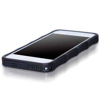 Чехол ля iPhone 5 HOCO Cool bamboo TPU case