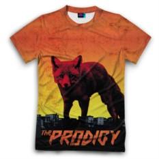 Мужская футболка 3D с полной запечаткой The Prodigy
