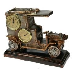 Настольные часы-термометр Автомобиль