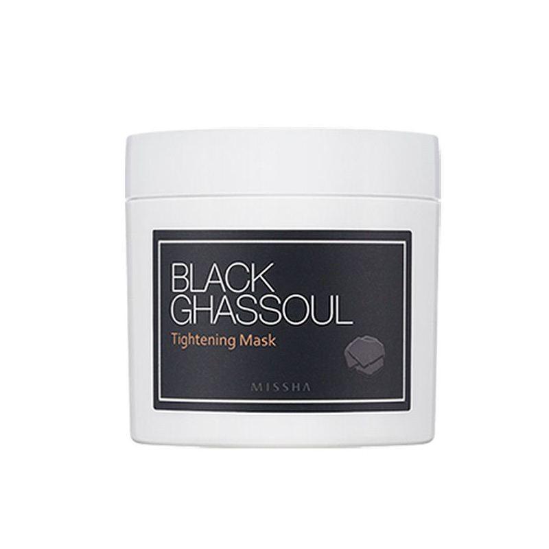 Очищающая маска с глиной Missha Black ghassoul mask