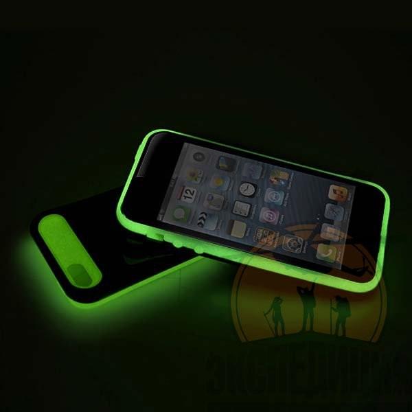 Светящийся чехол для iphone 5