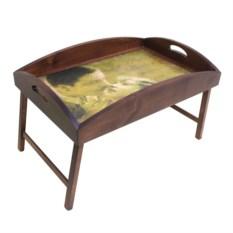 Столик для завтрака в постель Незабываемый поцелуй