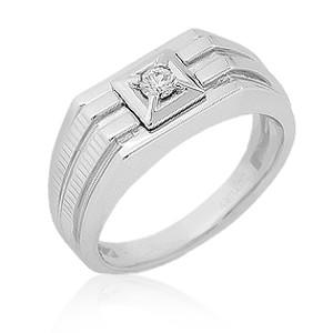 Кольцо с бриллиантами TTF Luxary
