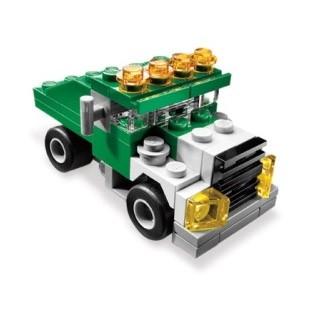 Lego Creator «Мини самосвал, джип, болид»