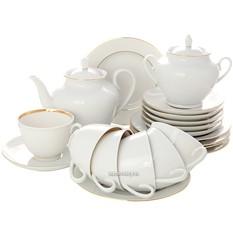 Сервиз фарфоровый чайный,  рисунок Белоснежка