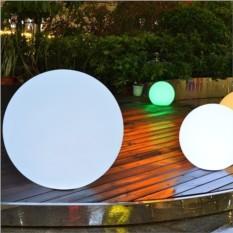 Проводной светящийся шар 40см с пультом управления