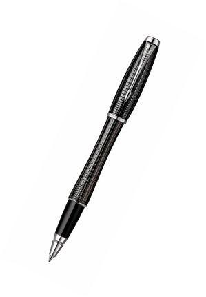 Ручка-роллер Parker Urban Premium Ebony Metal Chiselled
