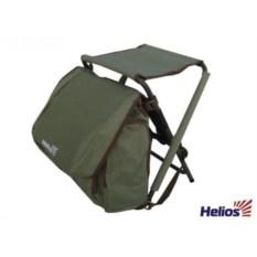 Складной стул с рюкзаком Helios
