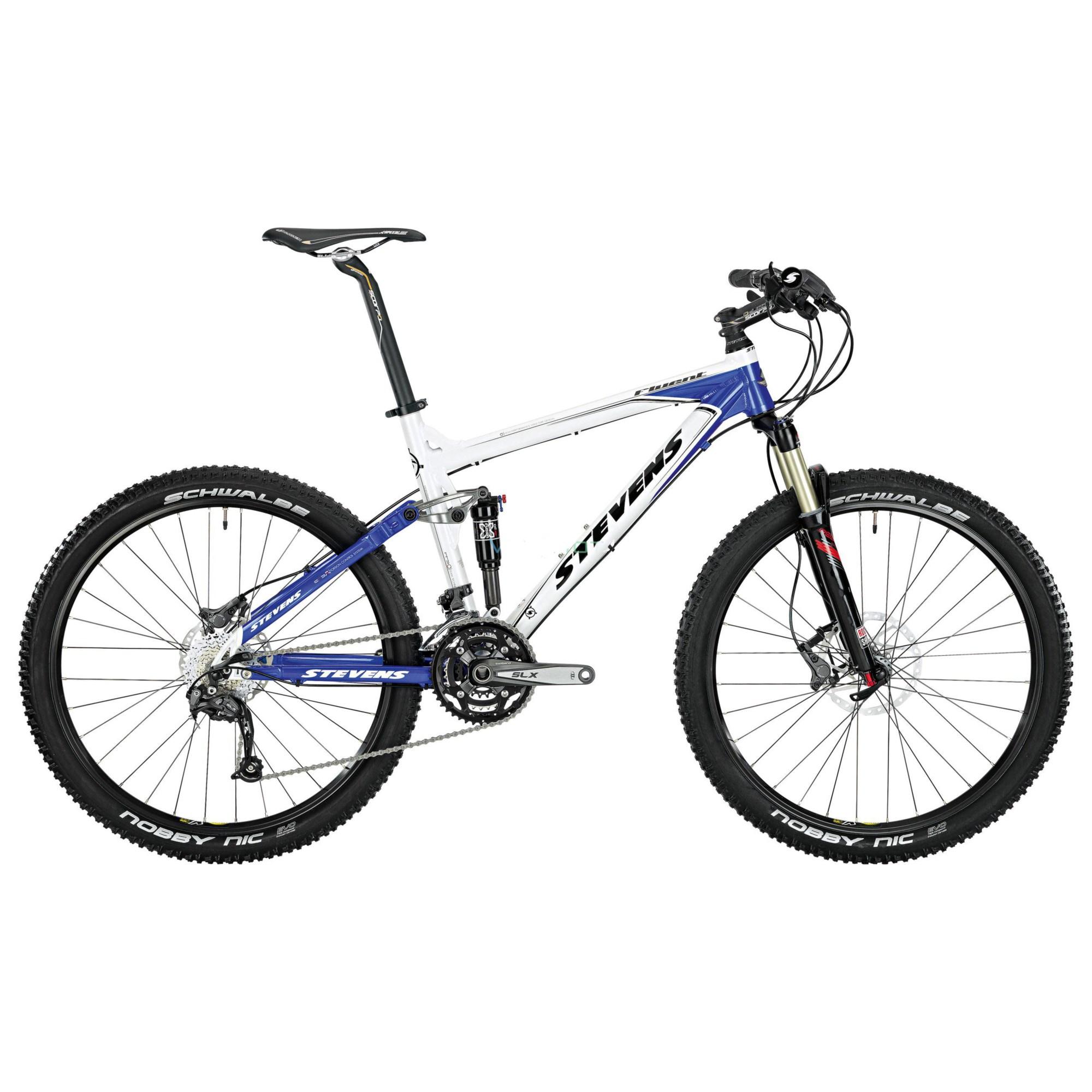 Велосипед Stevens Fluent SLX 20