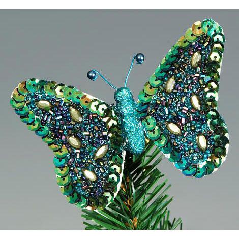 Украшение «Бабочка»