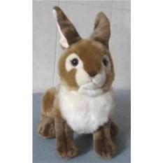 Мягкая игрушка Кролик сидящий