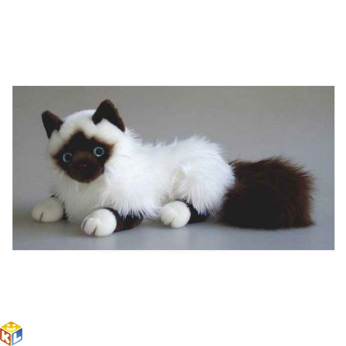 Мягкая игрушка Сиамская кошка