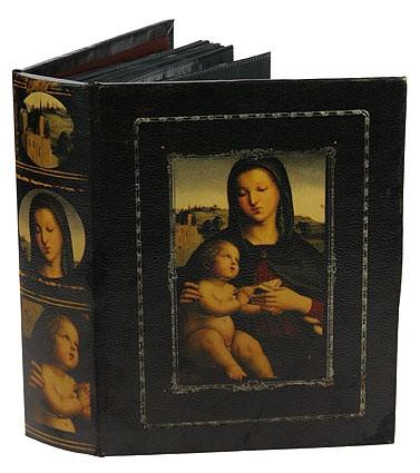 Фотоальбом-фолиант Мадонна с младенцем