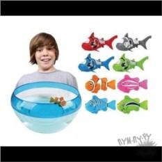 Электронная рыбка Robo