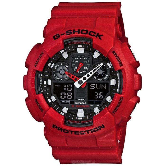 Наручные часы Casio GA-100B-4A