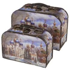 Набор из 2-х шкатулок Церкви России