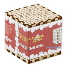 Математический фокус «Чудесный куб»