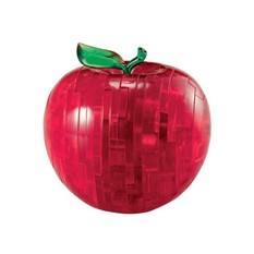 Головоломка 3D Crystal Puzzle Красное яблоко