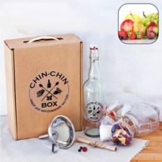 Набор для приготовления настойки Chin-Chin Box (ягодная)