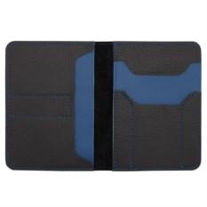 Автобумажник Hakuna Matata (цвет: черный с синий)