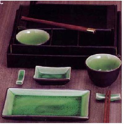 Набор для суши и риса из 8 предметов