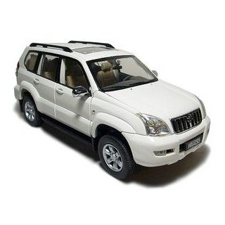 Модель Toyota Land Cruiser Prado 2005'