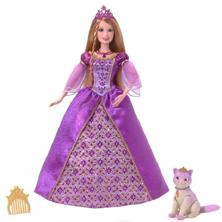Барби-Принцесса Лючиана