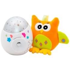 Ночник-проектор звездного неба Колибри с игрушкой