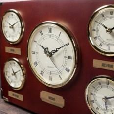 Настенные часы Мировое время