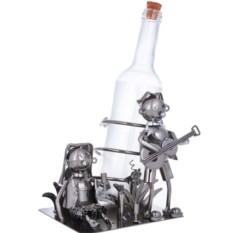 Держатель для бутылок «Музыка нас связала»