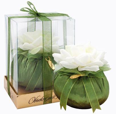 Ароматическое саше Белая роза
