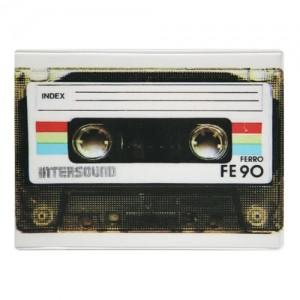 Обложка на студенческий Ретро кассета